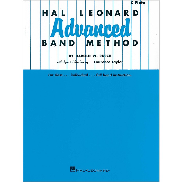 Hal LeonardAdvanced Band Method - C Flute