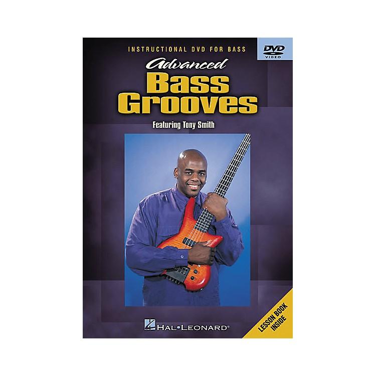 Hal LeonardAdvanced Bass Grooves (DVD)