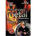 Hal Leonard Advanced Metal - Riffs, Arpeggios and Speed Runs DVD