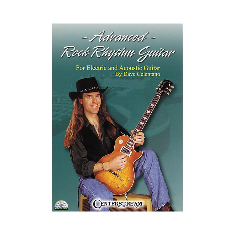 Centerstream PublishingAdvanced Rock Rhythm Guitar (DVD)