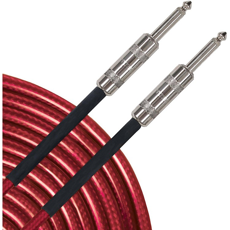 Livewire Advantage AIXR Instrument Cable Red 10 ft. Red