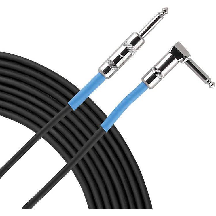 Livewire Advantage Instrument Cable Angled/Straight 25 ft. Black
