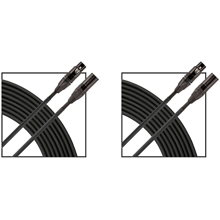 LivewireAdvantage Microphone Cable 2 Pack - 25 ft.