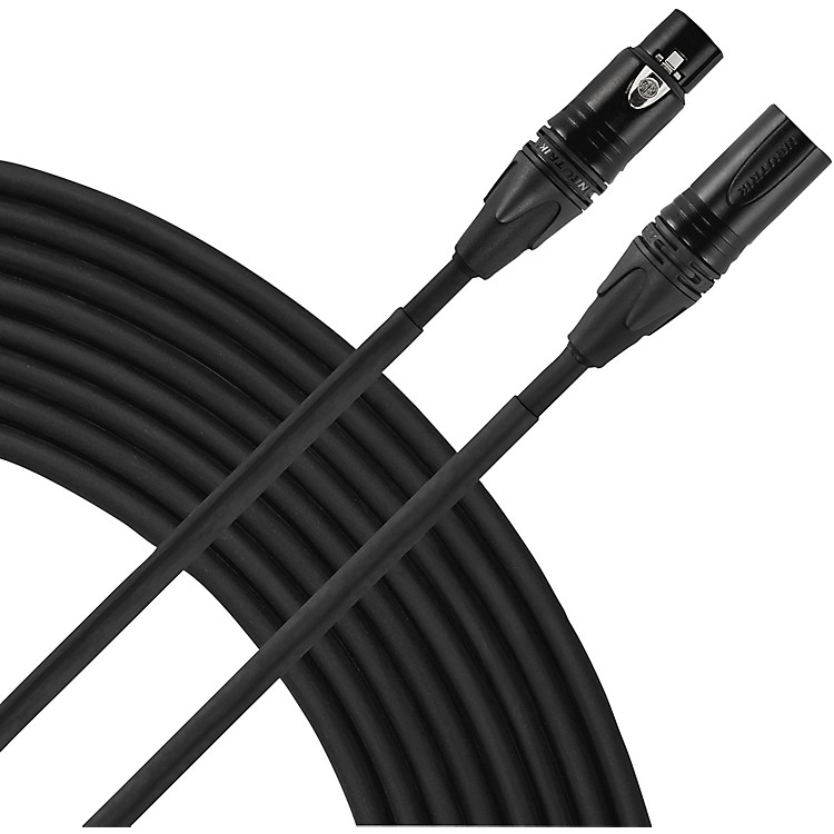 LivewireAdvantage XLR Microphone Cable100 ft.Black
