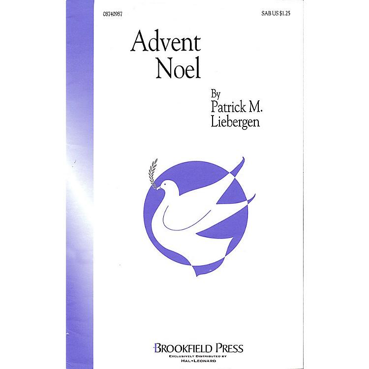 BrookfieldAdvent Noel SAB arranged by Patrick M. Liebergen