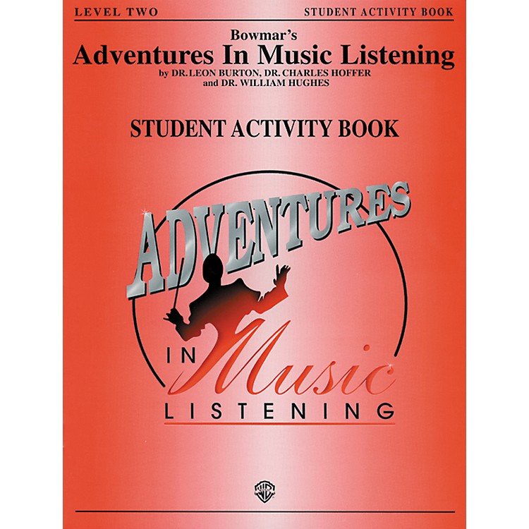 Alfred Adventures In Listening Level Two Student Activity Book
