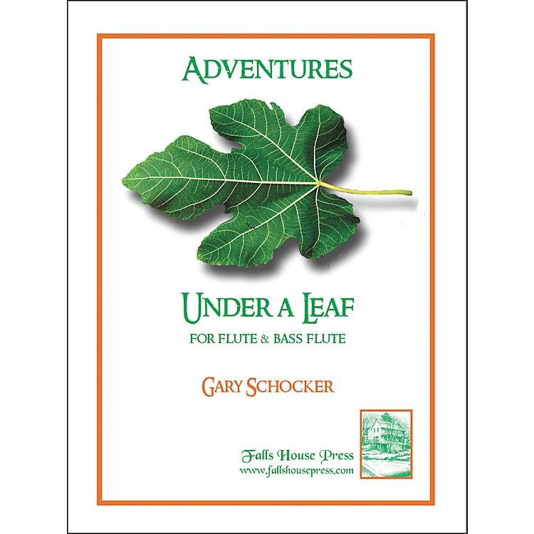 Carl FischerAdventures Under a Leaf Book