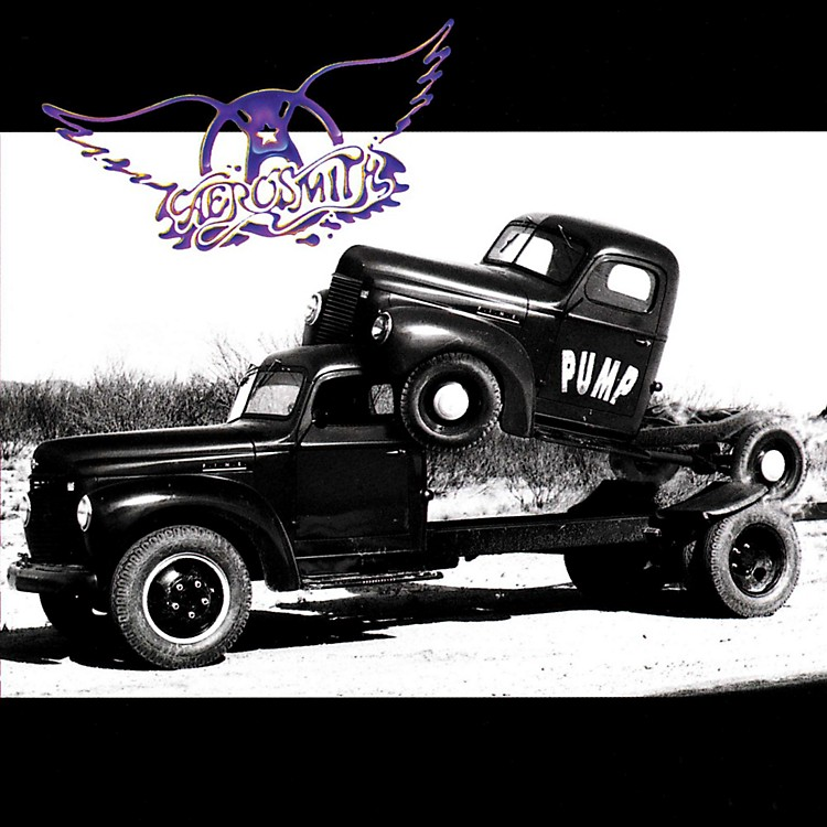 Universal Music Group Aerosmith - Pump [LP]