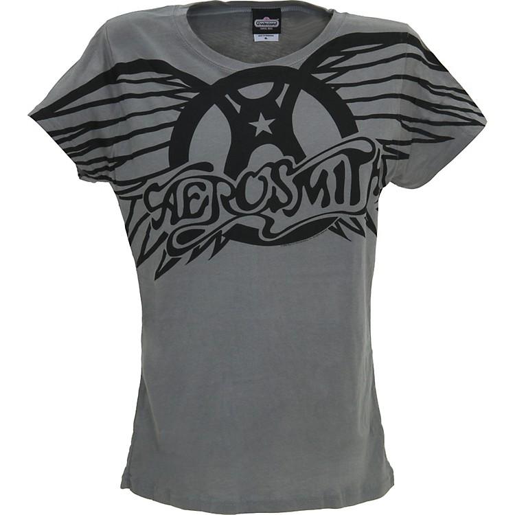 Gear OneAerosmith Winged Logo Women's T-Shirt