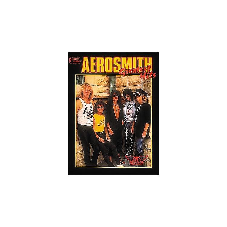 Hal LeonardAerosmith's Greatest Hits Guitar Tab Songbook