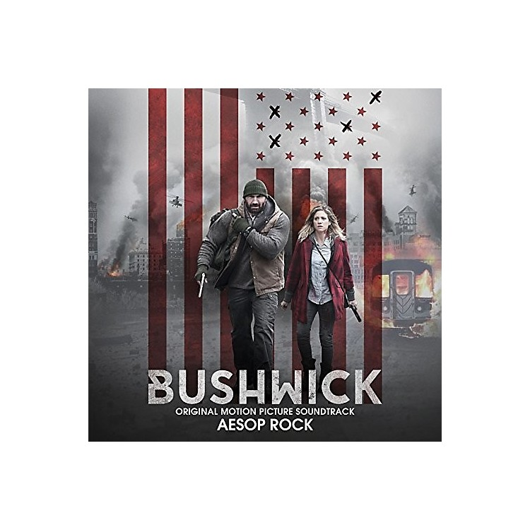 Alliance Aesop Rock - Bushwick (Original Soundtrack)