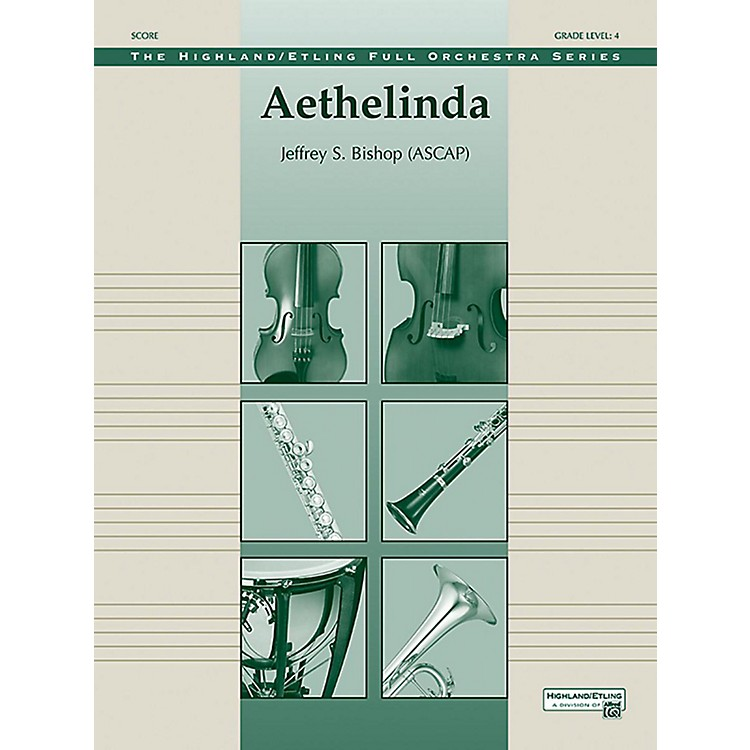Alfred Aethelinda Full Orchestra Grade 4 Set