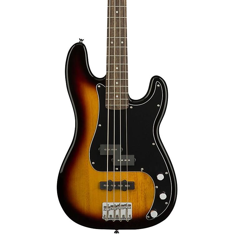 SquierAffinity Series PJ Bass Limited-Edition3-Tone Sunburst