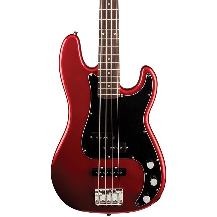 SquierAffinity Series Precision Bass PJ, Rosewood FingerboardMetallic RedRosewood Fingerboard