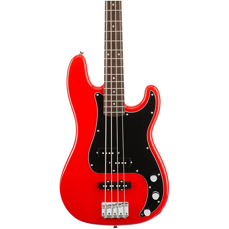 Squier Affinity Series Precision Bass PJ, Rosewood Fingerboard Race Red