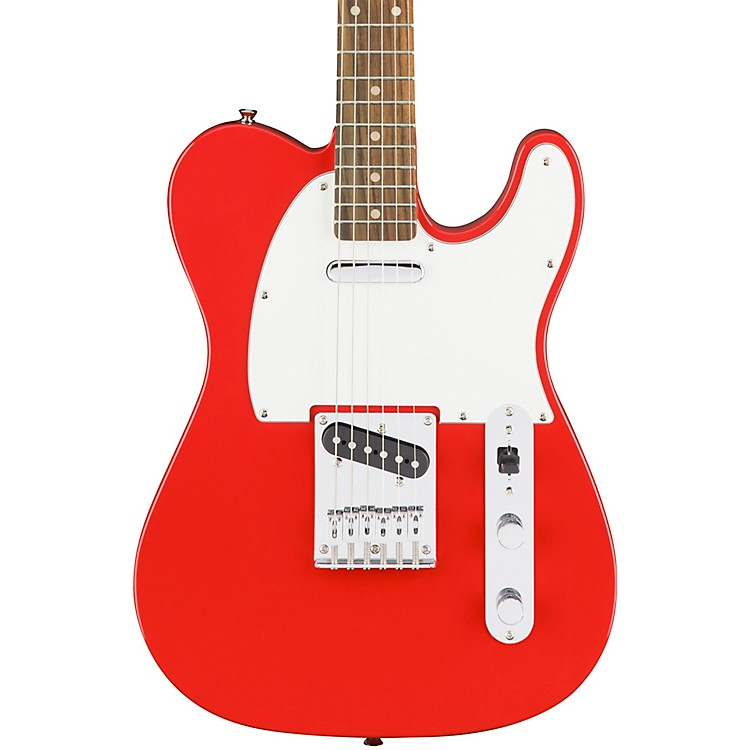 SquierAffinity Telecaster Electric GuitarRace Red
