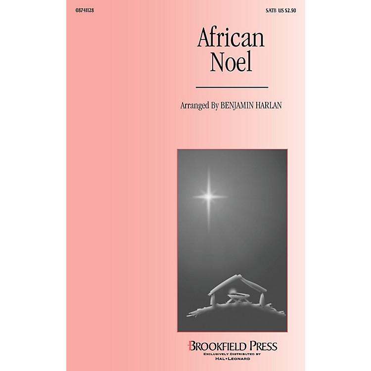 BrookfieldAfrican Noel SATB arranged by Benjamin Harlan