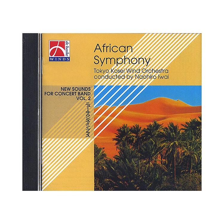 Hal LeonardAfrican Symphony Cd Concert Band