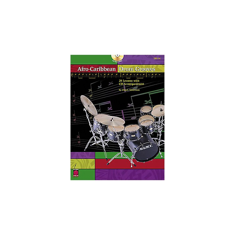 Hal LeonardAfro-Caribbean Drum Grooves (Book/CD)