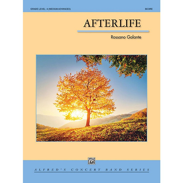 Alfred Afterlife Concert Band Grade 4
