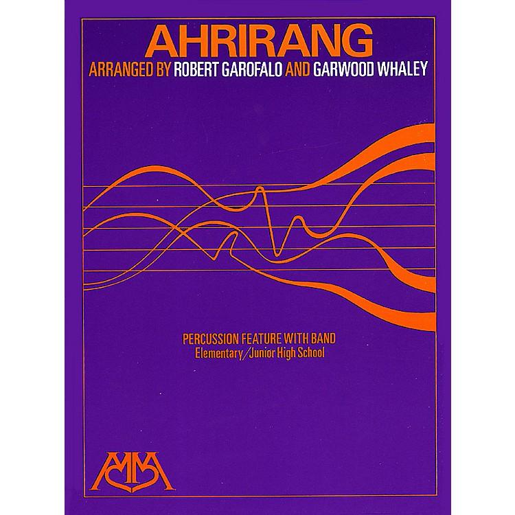 Meredith MusicAhrirang (Korean Folksong) Concert Band Level 1 Arranged by Robert Garofalo