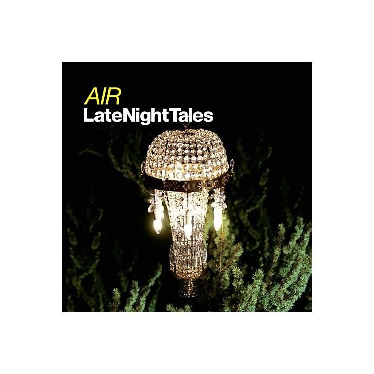AllianceAir - Late Night Tales
