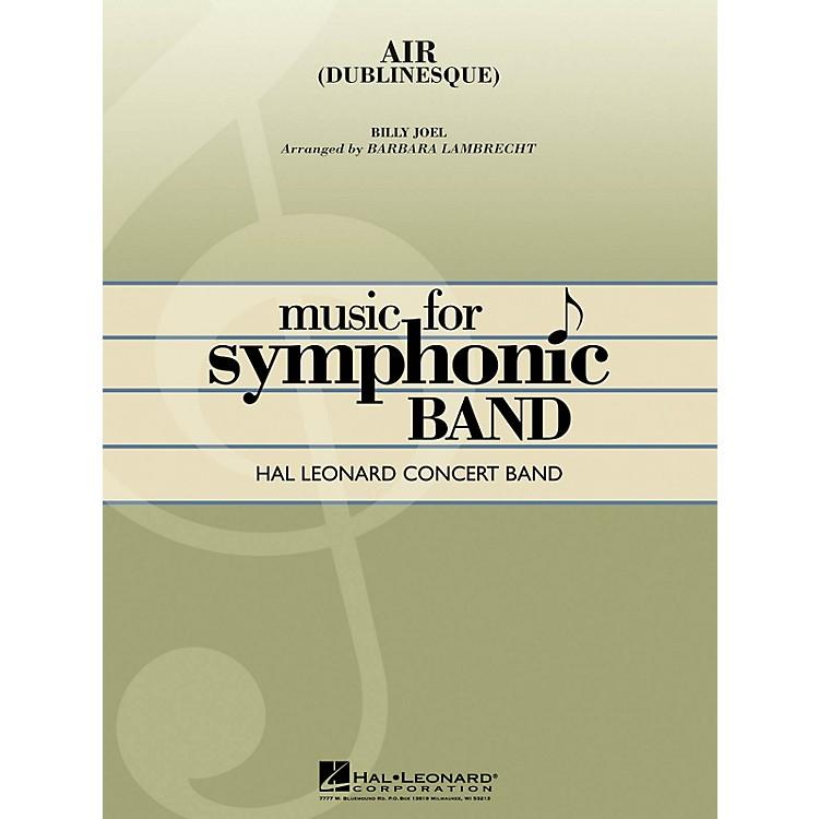 Hal LeonardAir (Dublinesque) Concert Band Level 4 Arranged by Barbara Lambrecht