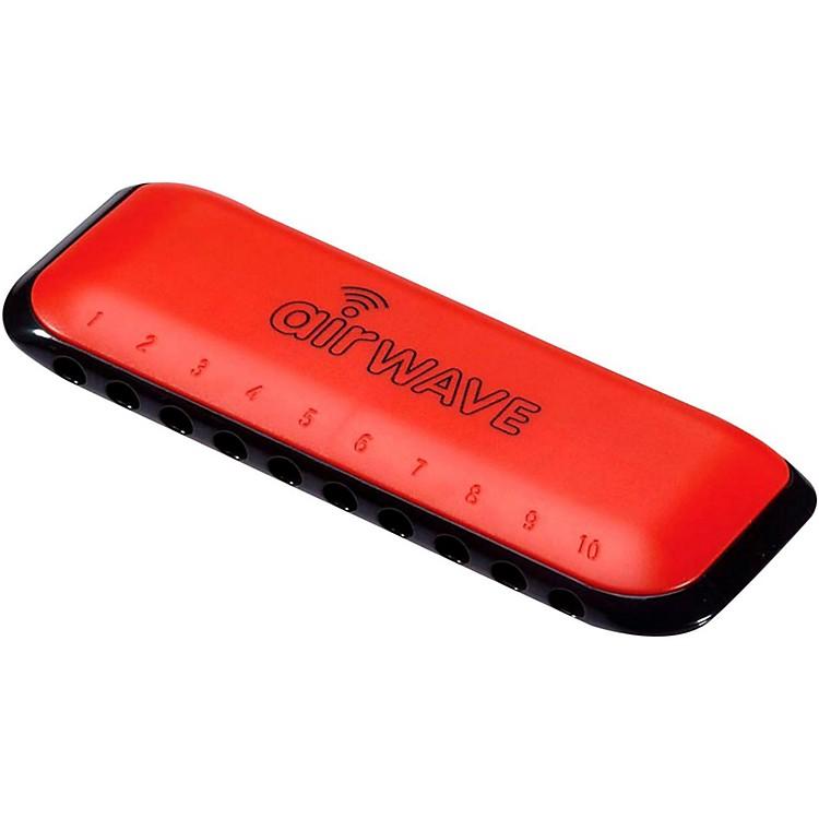SuzukiAirwave Harmonica (Key of C)Red