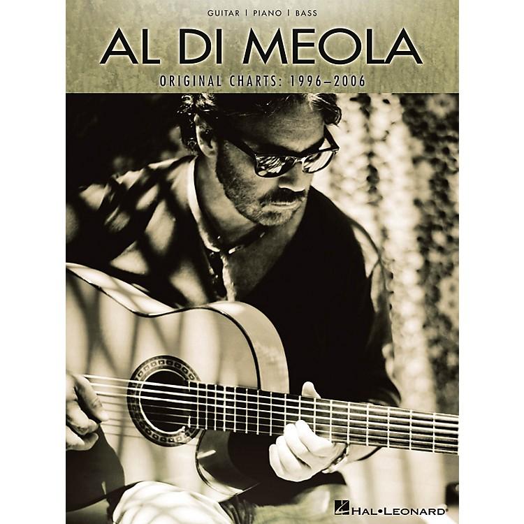 Hal LeonardAl Di Meola - Original Charts: 1996-2006 (Guitar/Piano/Bass) Artist Books Series Softcover by Al Di Meola