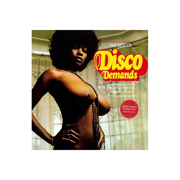 Alliance Al Kent - Best Of Disco Demands, Vol. 1