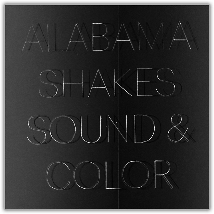 Universal Music GroupAlabama Shakes - Sound & Color Vinyl LP