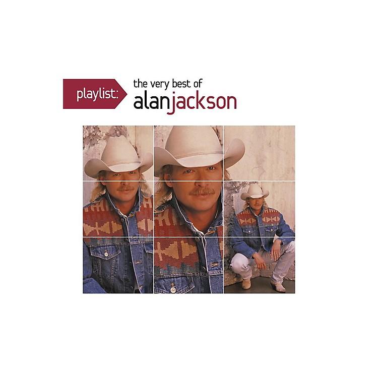 AllianceAlan Jackson - Playlist: Very Best of (CD)