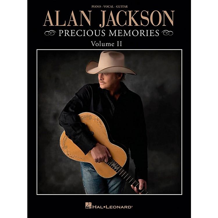 Hal LeonardAlan Jackson - Precious Memories Volume 2 for Piano/Vocal/Guitar (P/V/G)