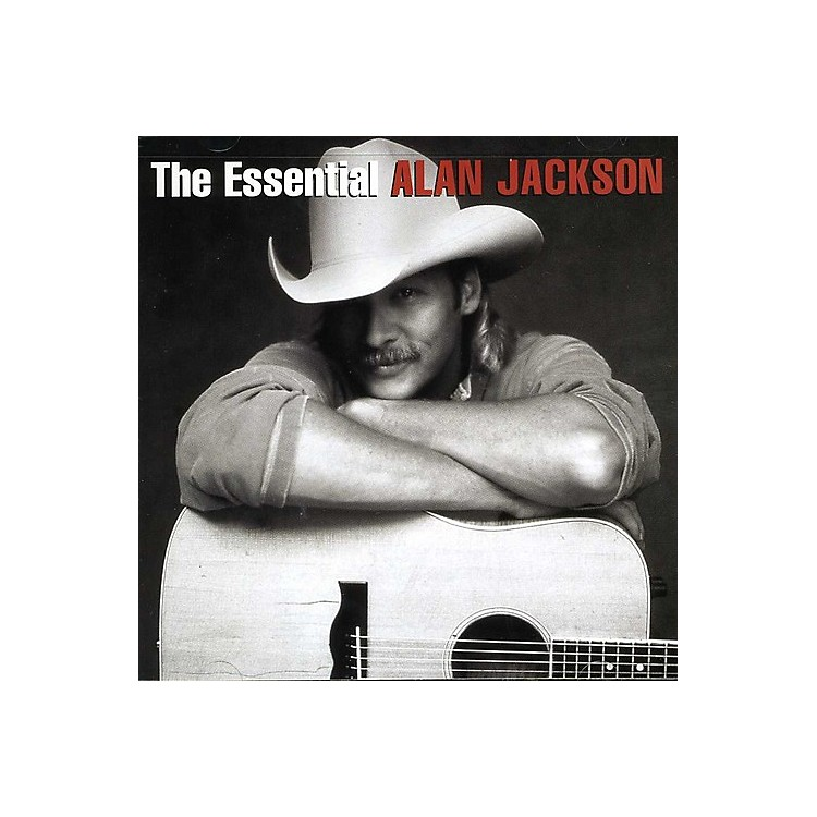 Alliance Alan Jackson - The Essential Alan Jackson (CD)