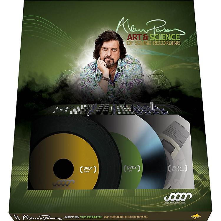 Hal LeonardAlan Parsons Presents The Art And Science Of Sound Recording DVD Set (3 Disc Set)