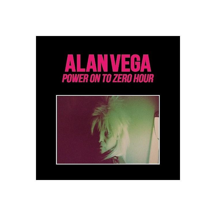 AllianceAlan Vega - Power On To Zero Hour