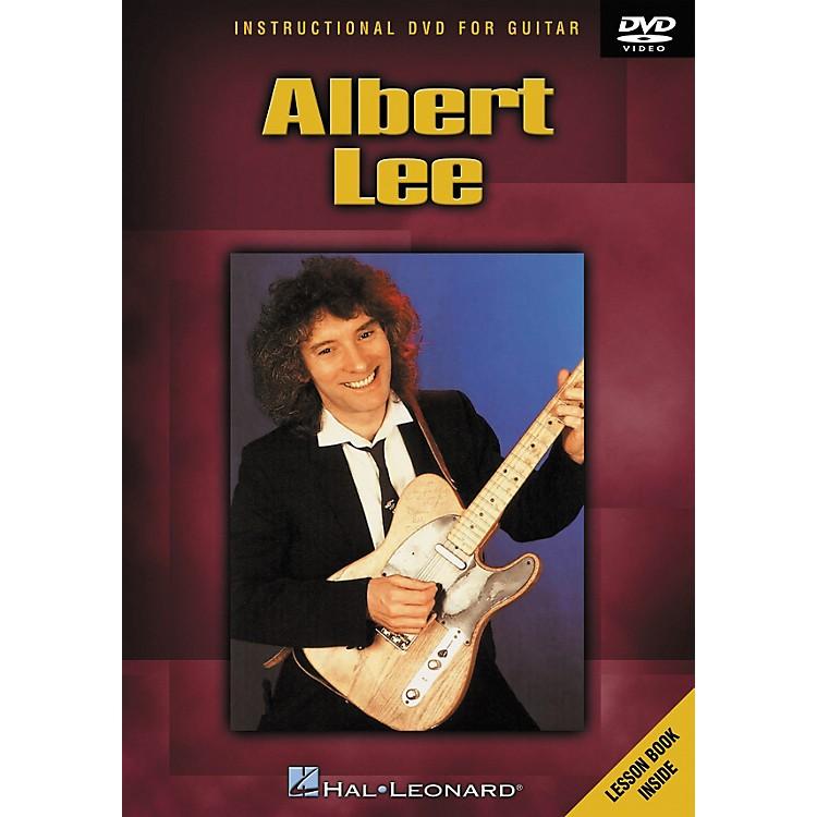 Hal LeonardAlbert Lee (DVD)