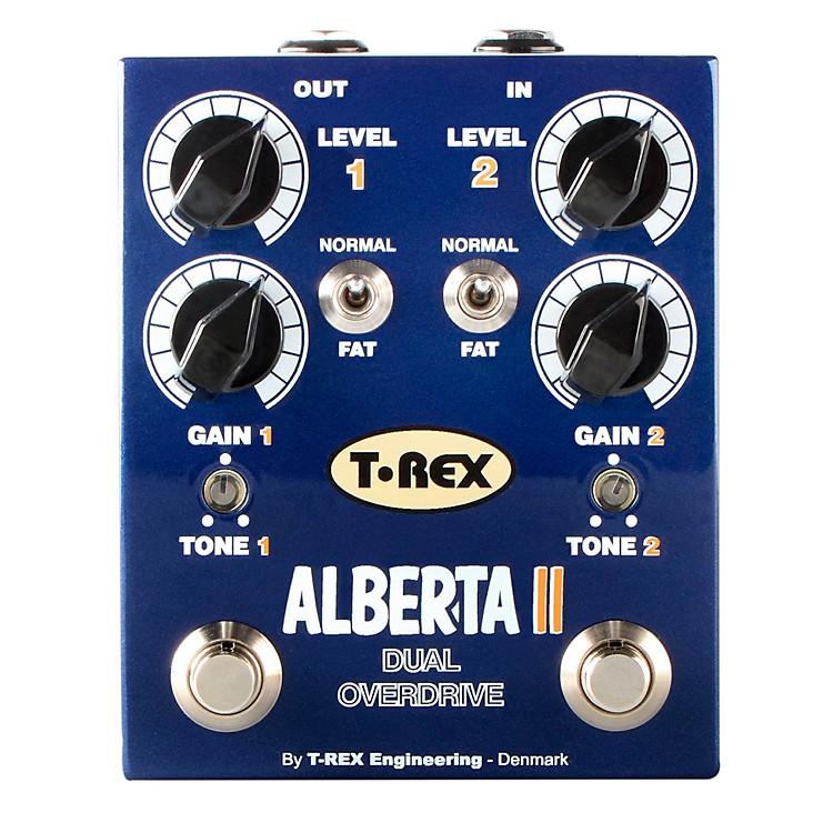 T-Rex EngineeringAlberta II Dual Overdrive Guitar Effects Pedal