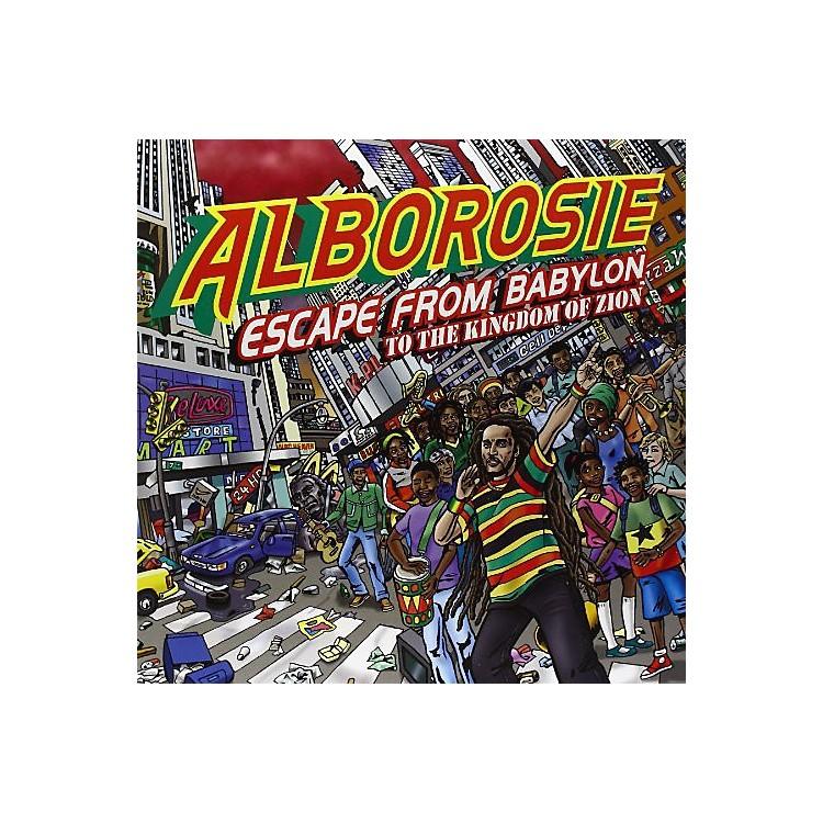 AllianceAlborosie - Escape From Babylon To The Kingdom Of Zion