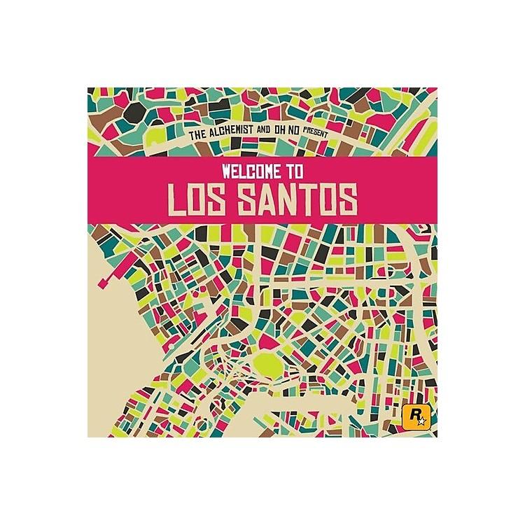 AllianceAlchemist & Oh No - Alchemist and Oh No Present Welcome To Los Santos