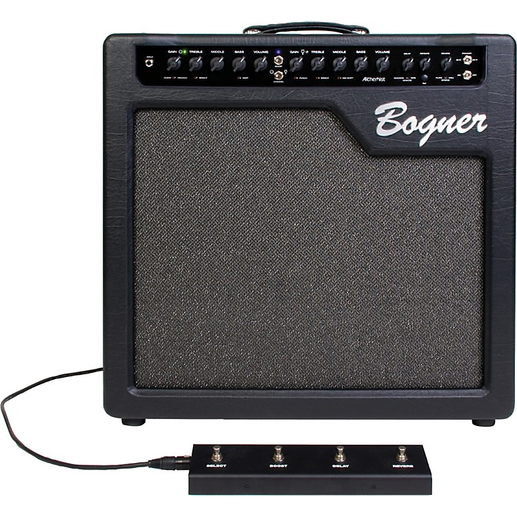 BognerAlchemist Series 112 40W 1x12 Tube Guitar Combo AmpBlack