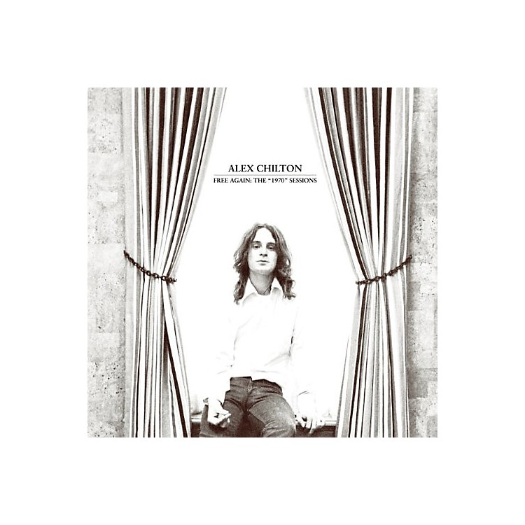 Alliance Alex Chilton - Free Again: The 1970 Sessions