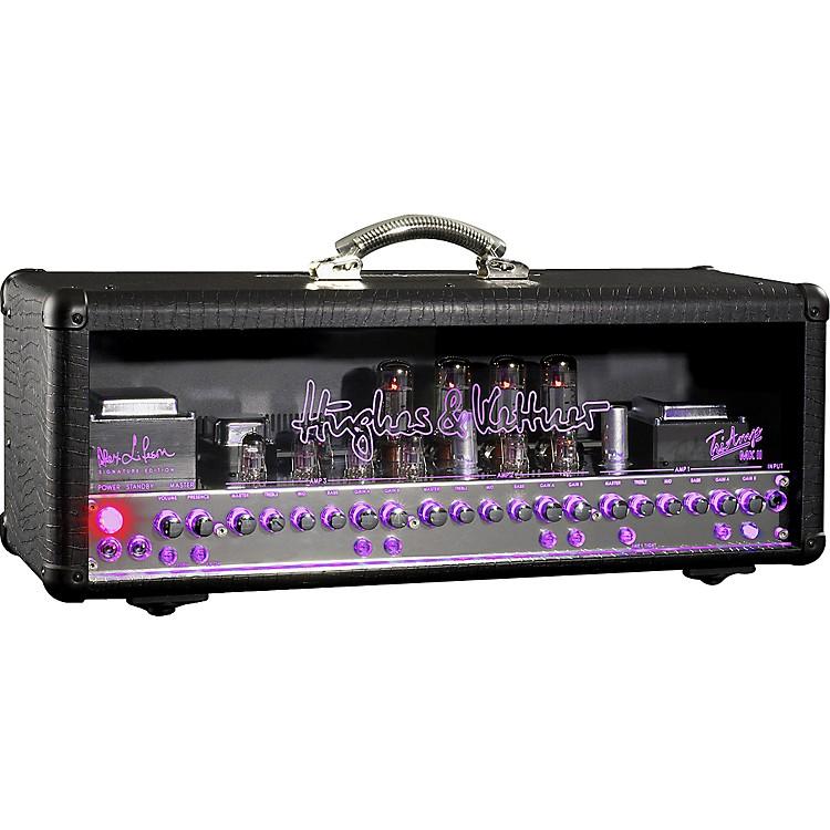 Hughes & KettnerAlex Lifeson Signature TriAmp MKII 100W Tube Guitar Amp Head