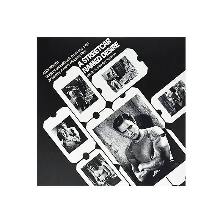 AllianceAlex North - Streetcar Named Desire (Clear Vinyl) (Original Soundtrack)