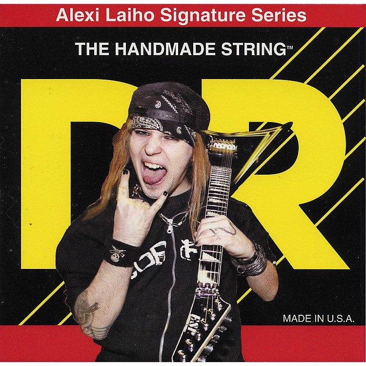 DR Strings Alexi Laiho Guitar Strings Extra Heavy