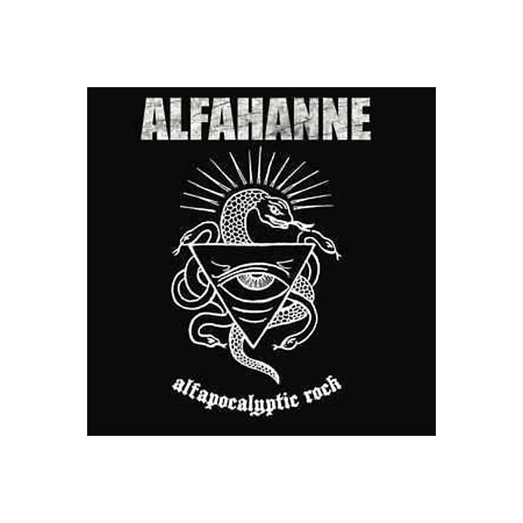 AllianceAlfahanne - Alfapocalyptic Rock