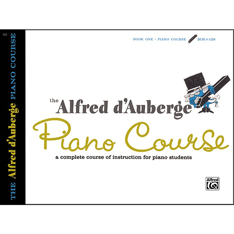 AlfredAlfred d'Auberge Piano Course Lesson Book 1