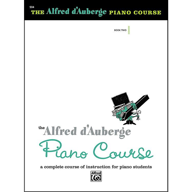 AlfredAlfred d'Auberge Piano Course Lesson Book 2