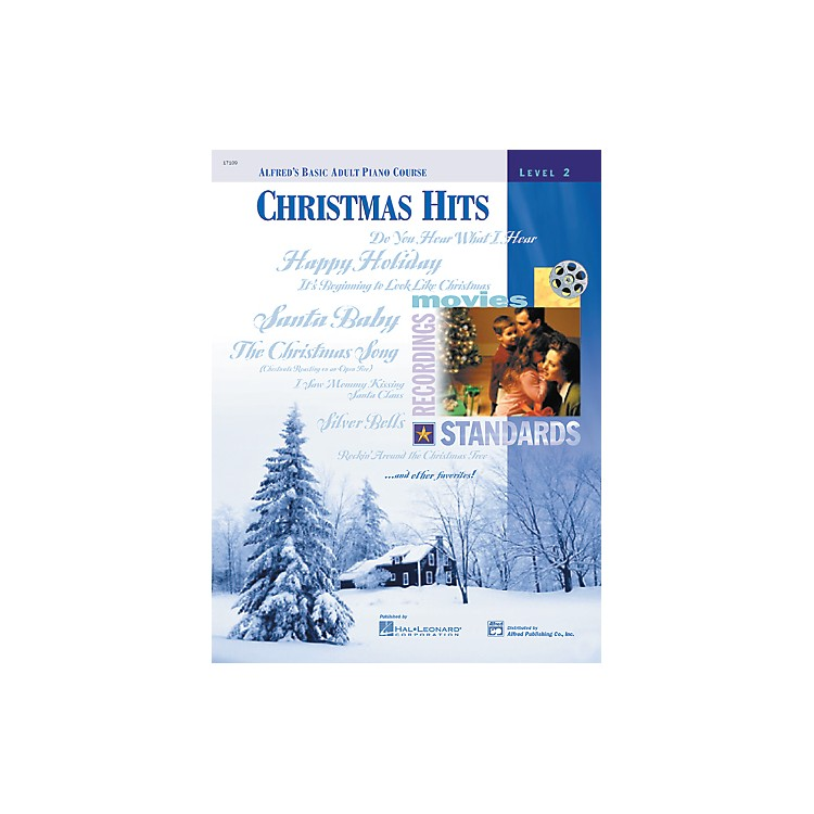 AlfredAlfred's Basic Adult Piano Course Christmas Hits Book 2