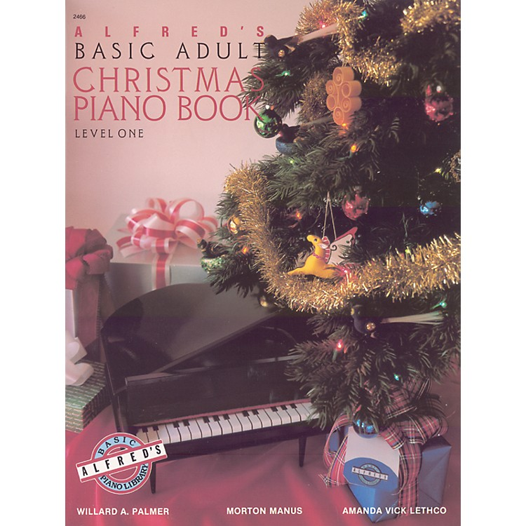 AlfredAlfred's Basic Adult Piano Course Christmas Piano Book 1